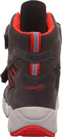 Superfit Culusuk 2.0 GTX Talvikengät, Brown/Red