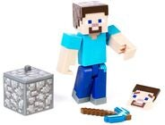 Minecraft Comic Maker Figuuri Steve