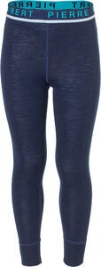 Pierre Robert Merinovillaiset Leggingsit, Navy Mint