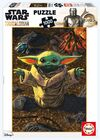 Educa Palapeli Star Wars The Mandalorian Baby Yoda 1000