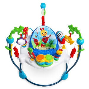 Baby Einstein Activity Hyppytuoli, Multi