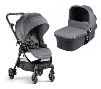 Baby Jogger City Tour Lux Duo, Ash