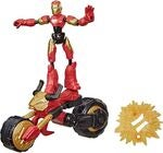 Marvel Avengers Bend And Flex Iron Man Figuuri