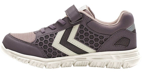 Hummel Crosslite Tex Jr Tennarit, Violetti