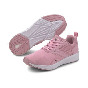 Puma Comet Jr Tennarit, Pale Pink
