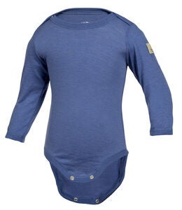 Janus Baby Lightwool Body, True Navy