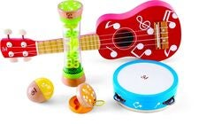 Hape Mini Band Setti