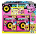 L.O.L. Surprise! REMIX Hairflip Tots Asst PDQ Nukke