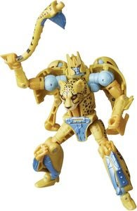 Transformers War for Cybertron: Kingdom Cheetor Deluxe Figuuri