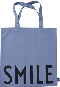 Design Letters Favourite Kangaskassi Smile, Blue