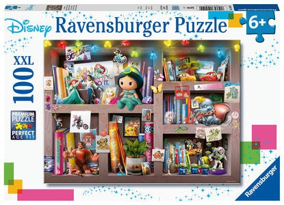 Ravensburger Palapeli Disney-hylly 100