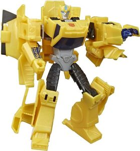 Transformers Cyberverse Warrior Hahmo Bumblebee