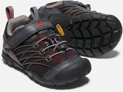 KEEN Chandler CNX Lenkkarit, Raven/Fiery Red