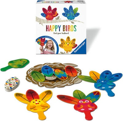 Ravensburger Peli Happy Birds
