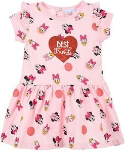 Disney Minni Hiiri Mekko, Light Pink