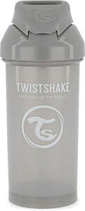 Twistshake Pillimuki 360 ml 6+ kk, Pastel Grey