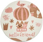 Alice & Fox Matto Hello Friend 120 cm
