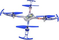 TecTeam X15T Drone LED-valoilla