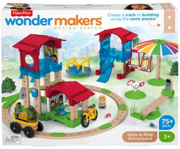 Fisher-Price Wonder Makers Design Leikkipuisto