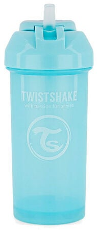 Twistshake Pillimuki 360 ml 6+ kk, Pastel Blue