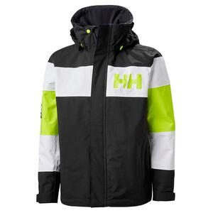 Helly Hansen Salt Port Kuoritakki, Ebony