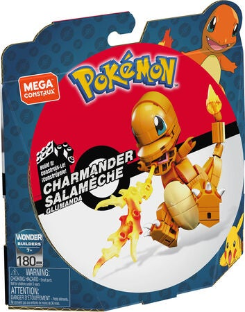 Mega Medium Pokémon Charmander