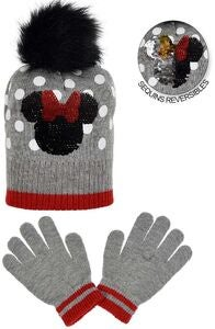 Disney Minni Hiiri Pipo & Lapaset, Light Grey