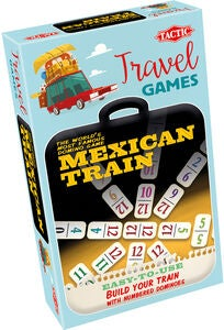Tactic Matkapeli Mexican Train