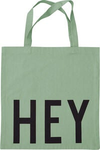 Design Letters Favourite Hey Kangaskassi, Light Green