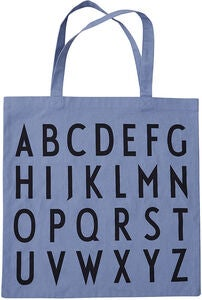 Design Letters Favourite Kangaskassi ABC, Blue
