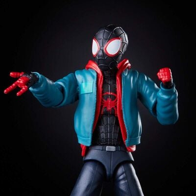 Marvel Into the Spider-Verse Miles Morales Figuuri