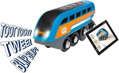 Brio 33972 Action Tunnel Travel Junaleikkikalusarja (Smart Tech Sound)