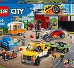 LEGO City Turbo Wheels 60258 Tuunausautokorjaamo
