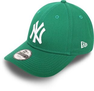 New Era NYY League Essential 940 Lippalakki, GRNWHI