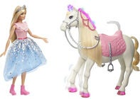 Barbie Princess Adventure Feature Horse