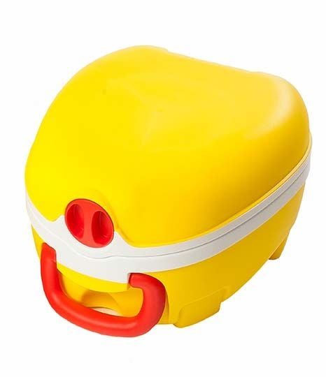 My Carry Potty Potta, Yellow