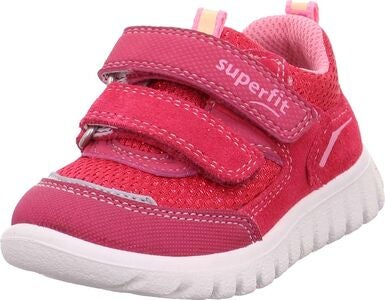 Superfit Sport7 Mini Lenkkarit, Red