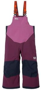 Helly Hansen K Rider 2 Ins Bib Toppahousut, Purple Potion