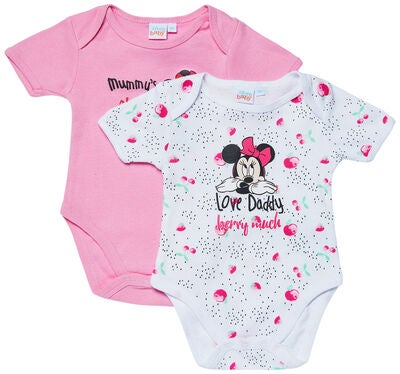 Disney Minni Hiiri Body 2-pack