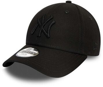 New Era NYY League Essential 940 Lippalakki, Black