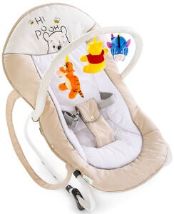 Hauck Bungee Deluxe Sitteri, Pooh Cuddles