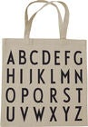 Design Letters Favourite ABC Kangaskassi, Beige
