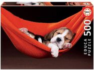 Educa Palapeli Sleeping in a Hammock 500