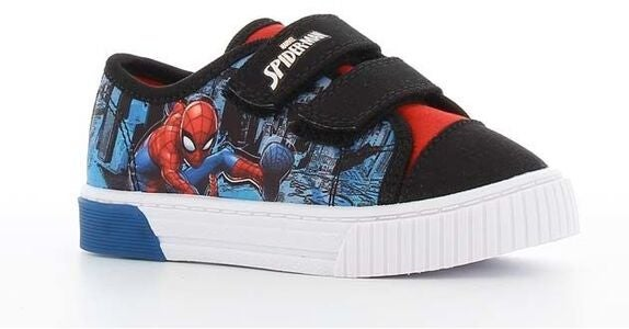 Marvel Spider-Man LED-lenkkarit, Black/Red