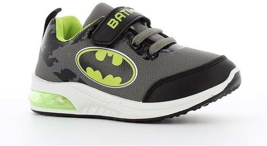 Batman LED-lenkkarit, Grey/Neon Yellow