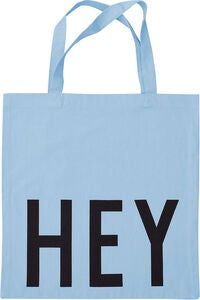 Design Letters Favourite Hey Kangaskassi, Light Blue