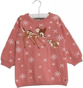 Wheat Disney Bambi Neulemekko, Soft Rouge