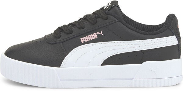 Puma Carina L PS Tennarit, Black/White