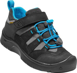 KEEN Hikeport WP Kengät, Black/Blue Jewel