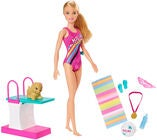 Barbie Dreamhouse Adventures Nukke Swim 'n Dive